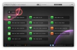 Free Studio скриншот