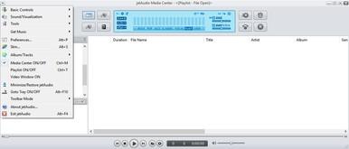 JetAudio скриншот