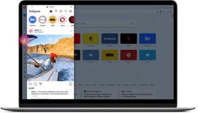 Opera скриншот