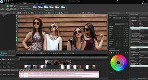VSDC Free Video Editor скриншот