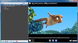 VSO Media Player скриншот