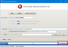 Youtube Downloader HD скриншот